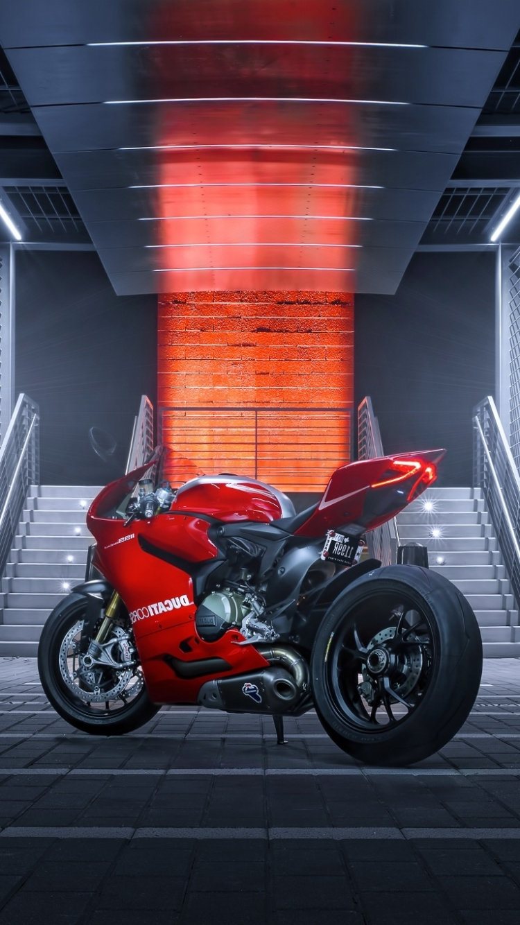 ducati 1199 panigale - apple/iphone 6 - 750x1334 - 1 wallpapers