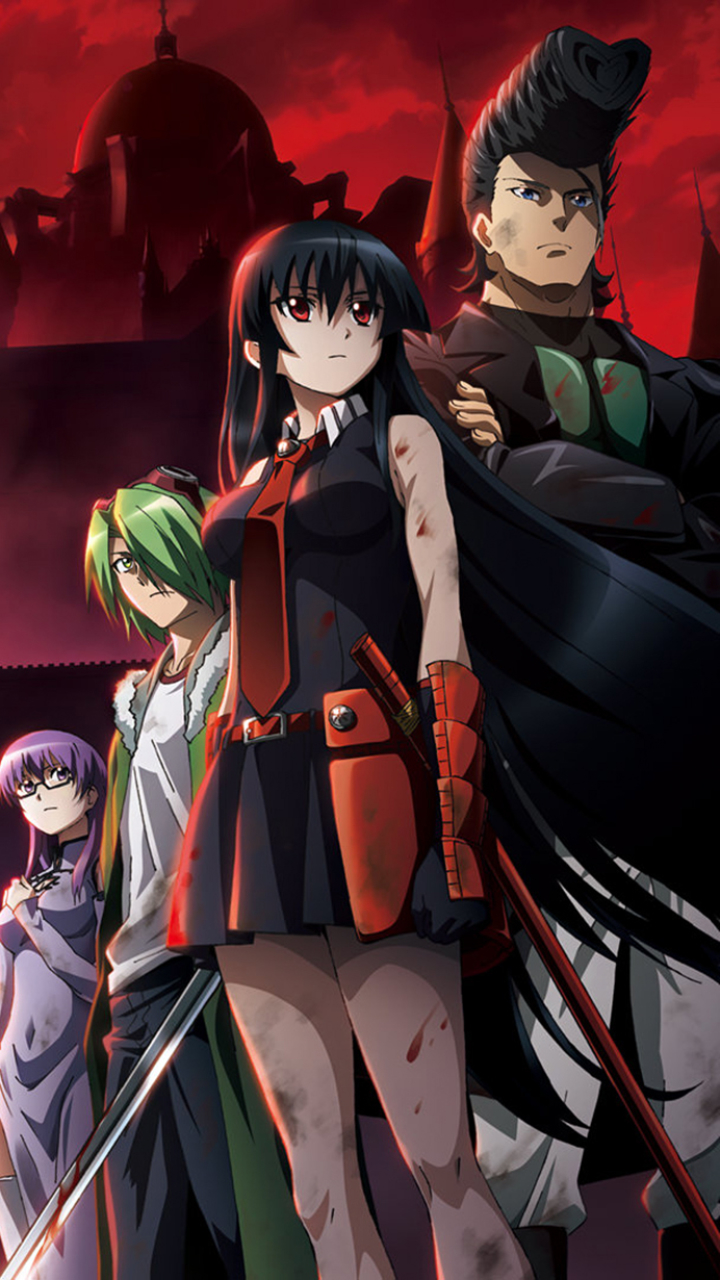 Anime Akame Ga Kill 720x1280 Wallpaper Id 634468 Mobile Abyss