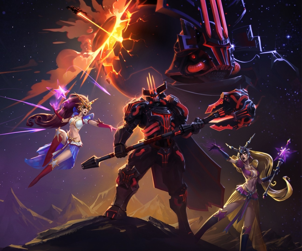 Video Gameheroes Of The Storm 960x800 Wallpaper Id