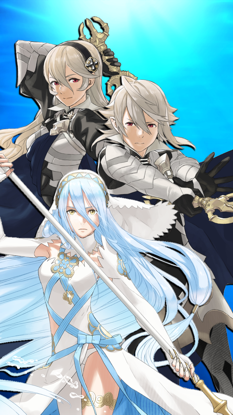 Video Game Fire Emblem Fates 750x1334 Wallpaper Id 634973