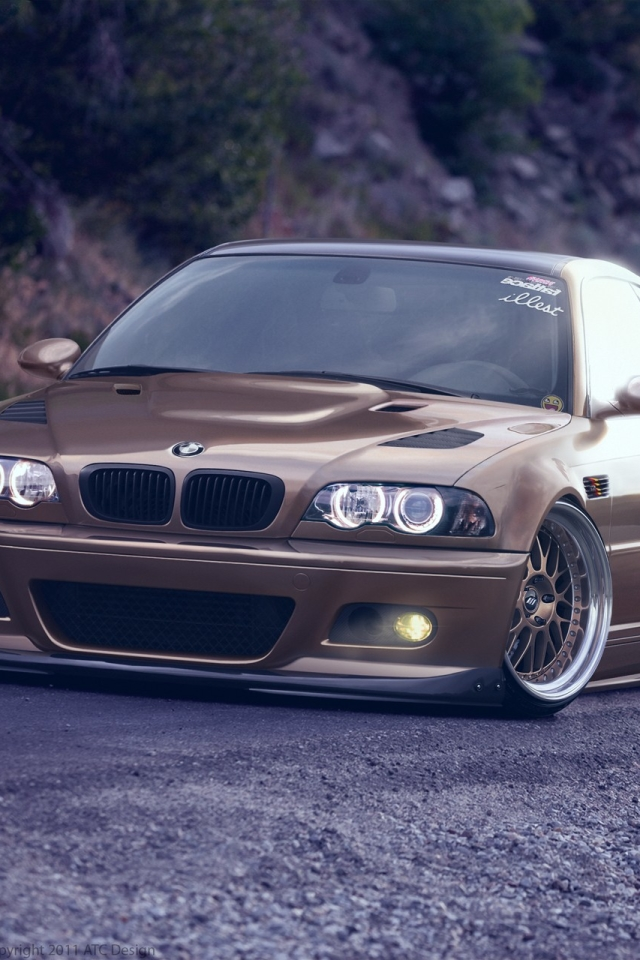 Vehiclesbmw e46 640x960 wallpaper id 635220 mobile abyss vehicles bmw e46 640x960 mobile wallpaper voltagebd Gallery