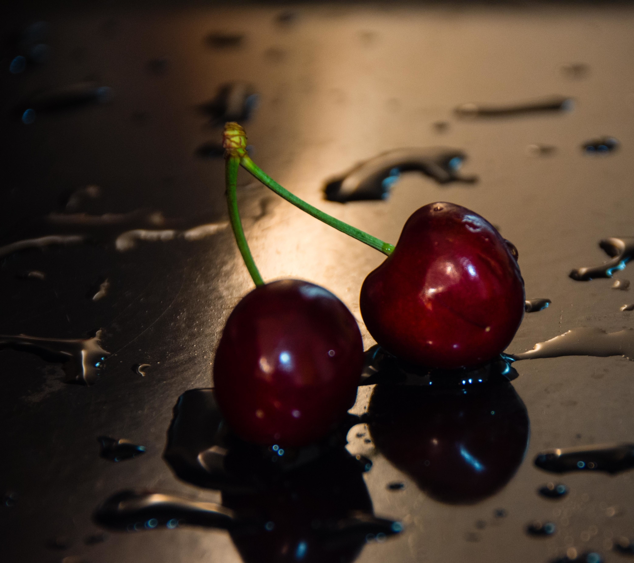 Food Cherry 2160x1920 Mobile Wallpaper
