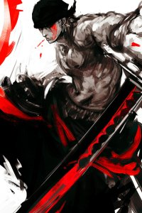 19 Zoro Roronoa Apple Iphone 4s 640x960 Wallpapers Mobile Abyss
