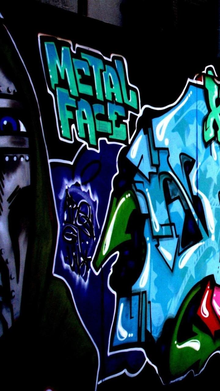Graffiti art wallpaper iphone - Wallpaper 636143
