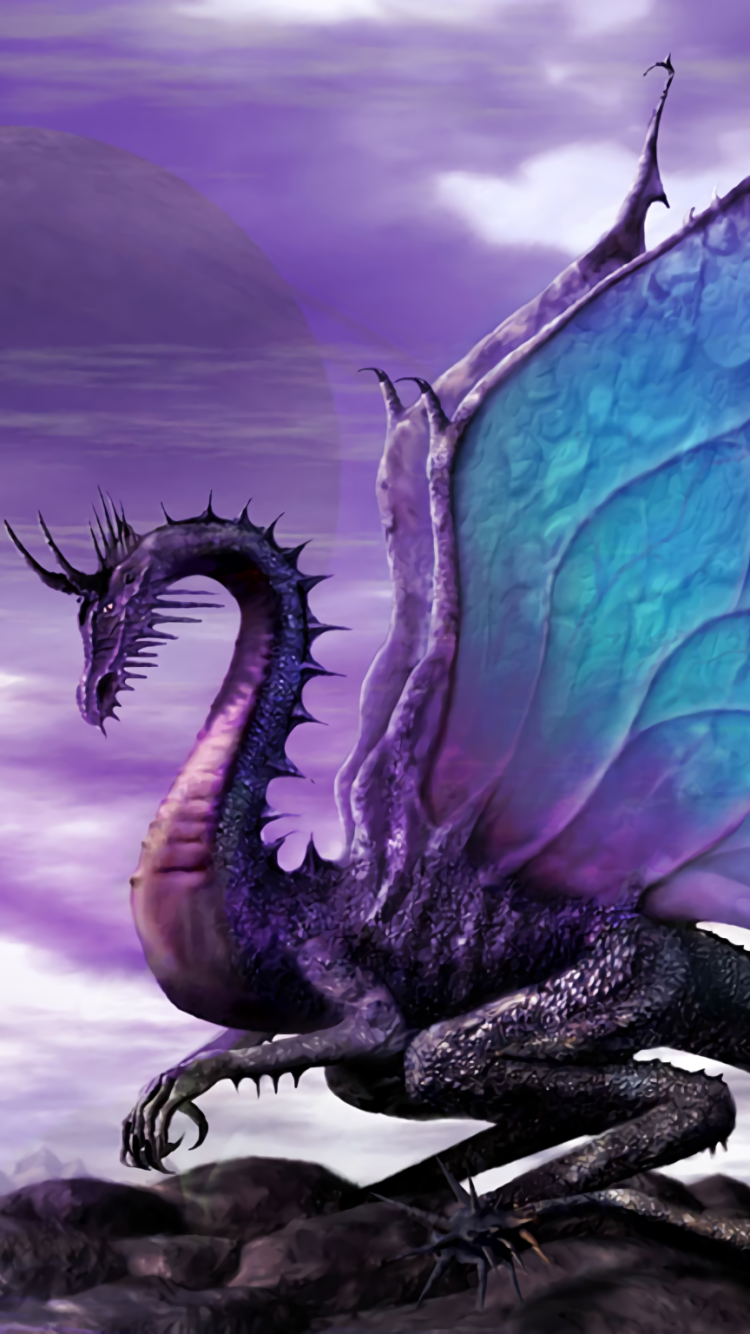 fantasy/dragon (750x1334) wallpaper id: 636420 - mobile abyss