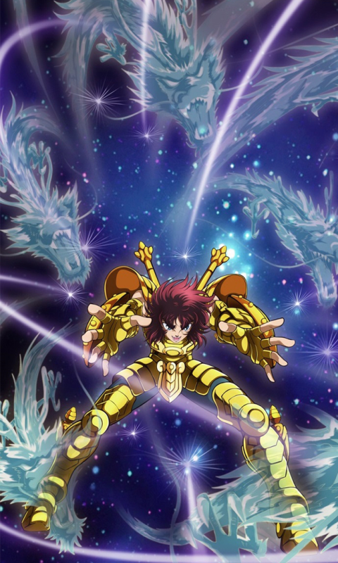 Anime Saint Seiya 480x800 Wallpaper ID 637610