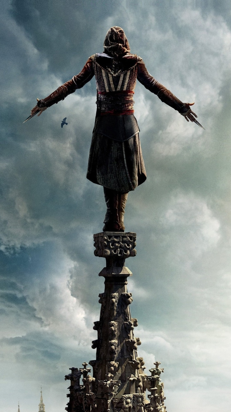 196 Assassins Creed Apple IPhone 6 750x1334 Wallpapers