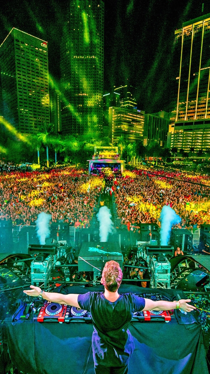 hardwell live wallpaper - photo #12