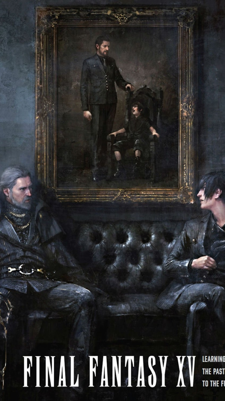 Video Game Final Fantasy XV 750x1334 Mobile Wallpaper