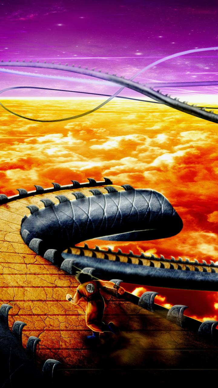 Wallpaper iphone dragon ball - Wallpaper 639140