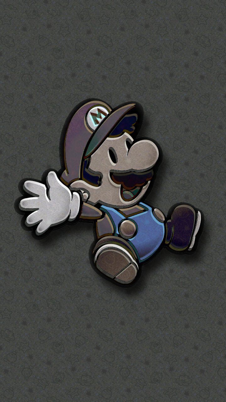 Video Game Paper Mario 720x1280 Mobile Wallpaper