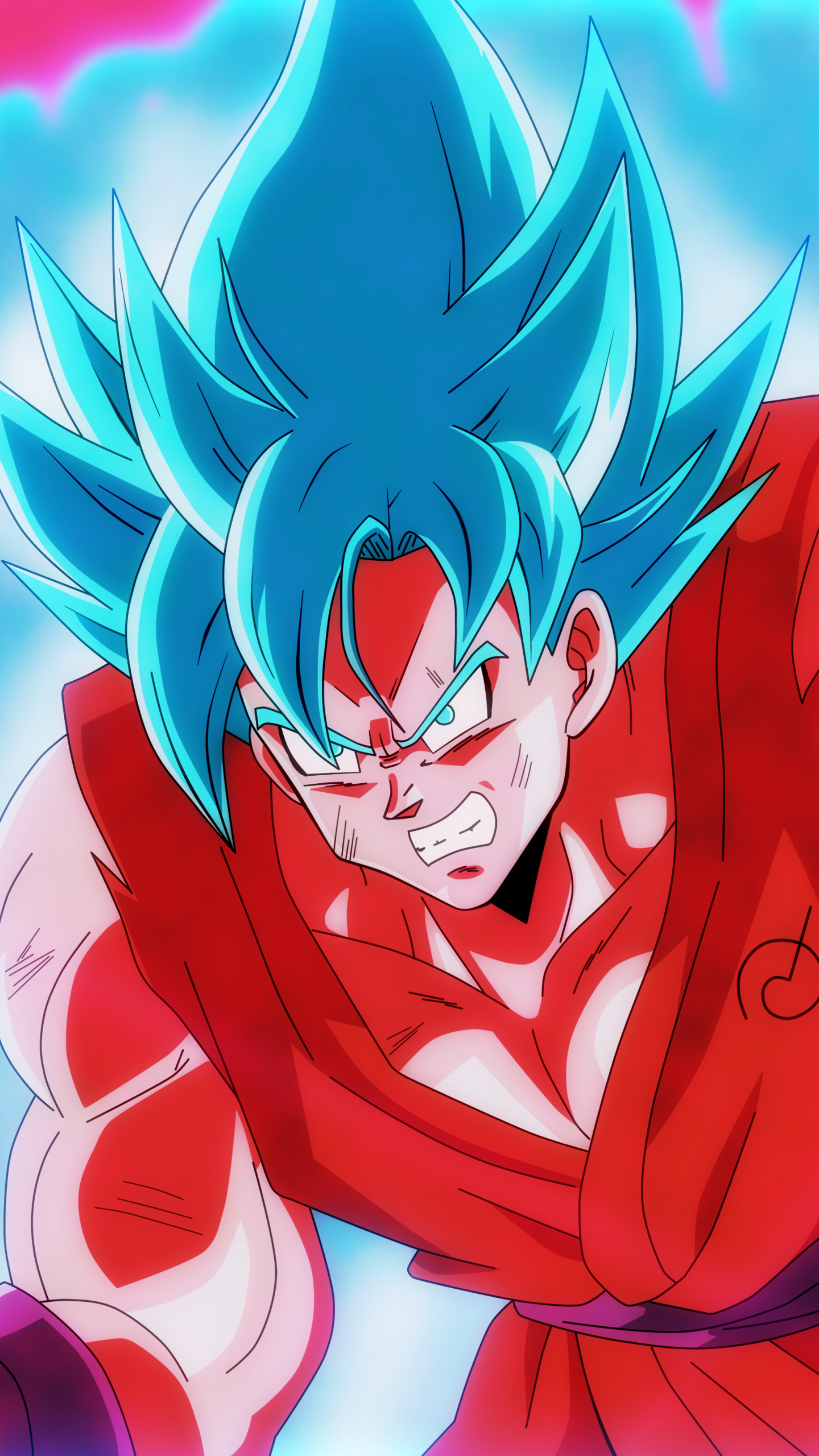 375 Goku Apple Iphone 7 Plus 1080x1920 Wallpapers Mobile Abyss