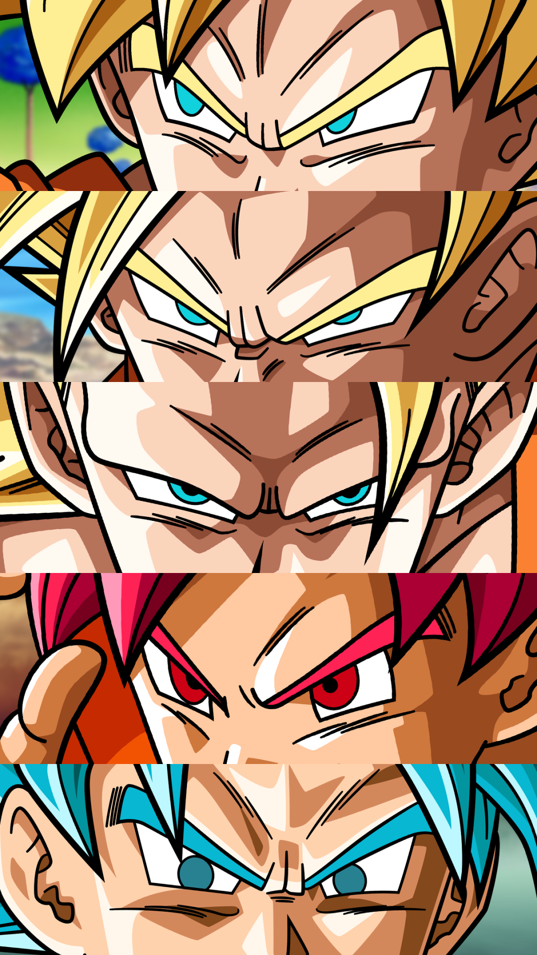 Sfondi dragon ball per iphone