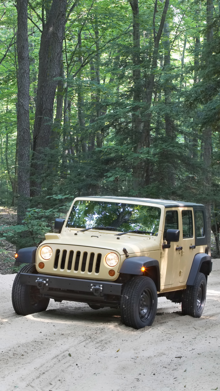 iPhone 5 VehiclesJeep Wallpaper ID 640815