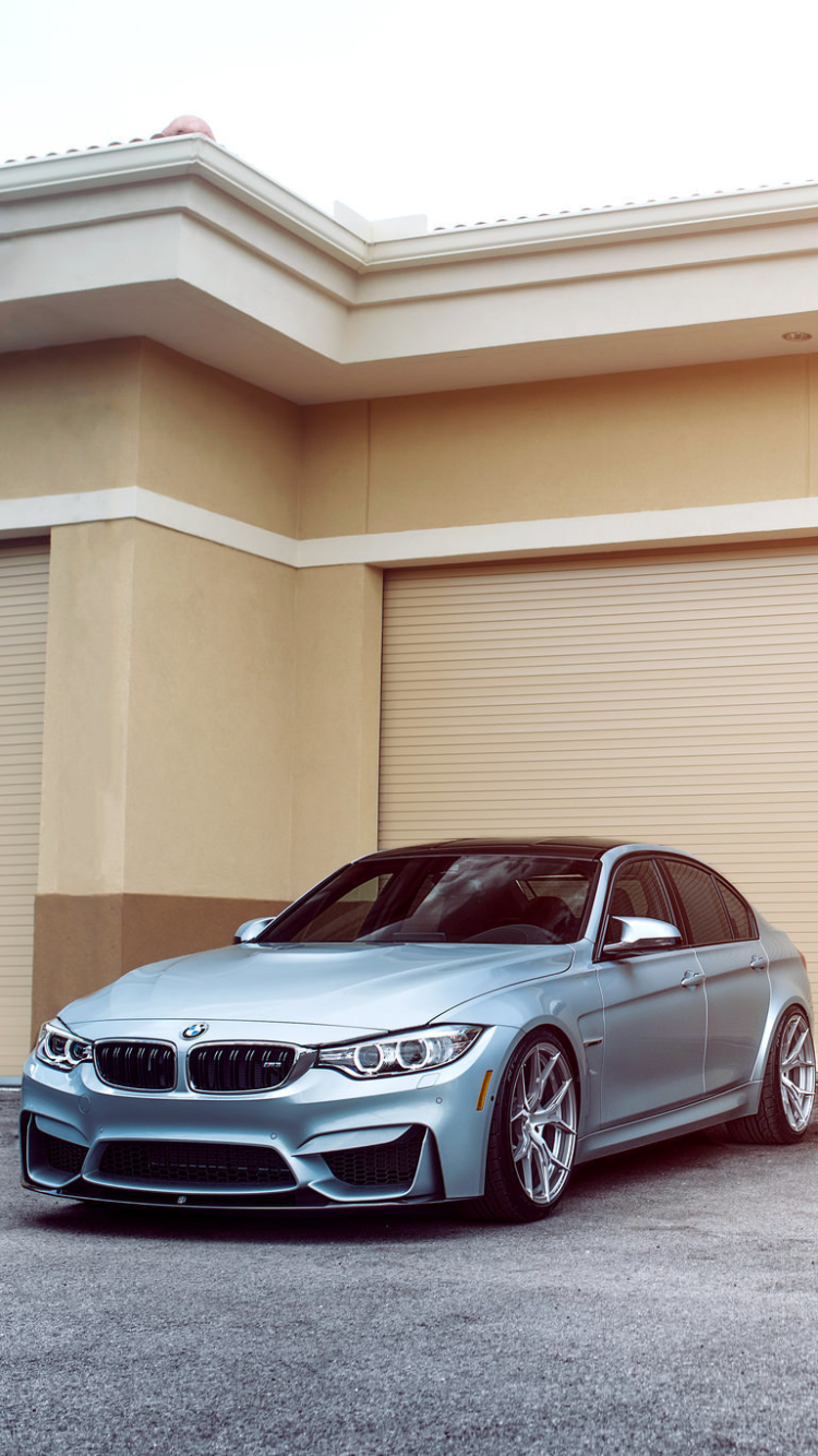 5 BMW M3 Apple IPhone 7 750x1334 Wallpapers