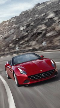 7 Ferrari California T Mobile Wallpapers Mobile Abyss