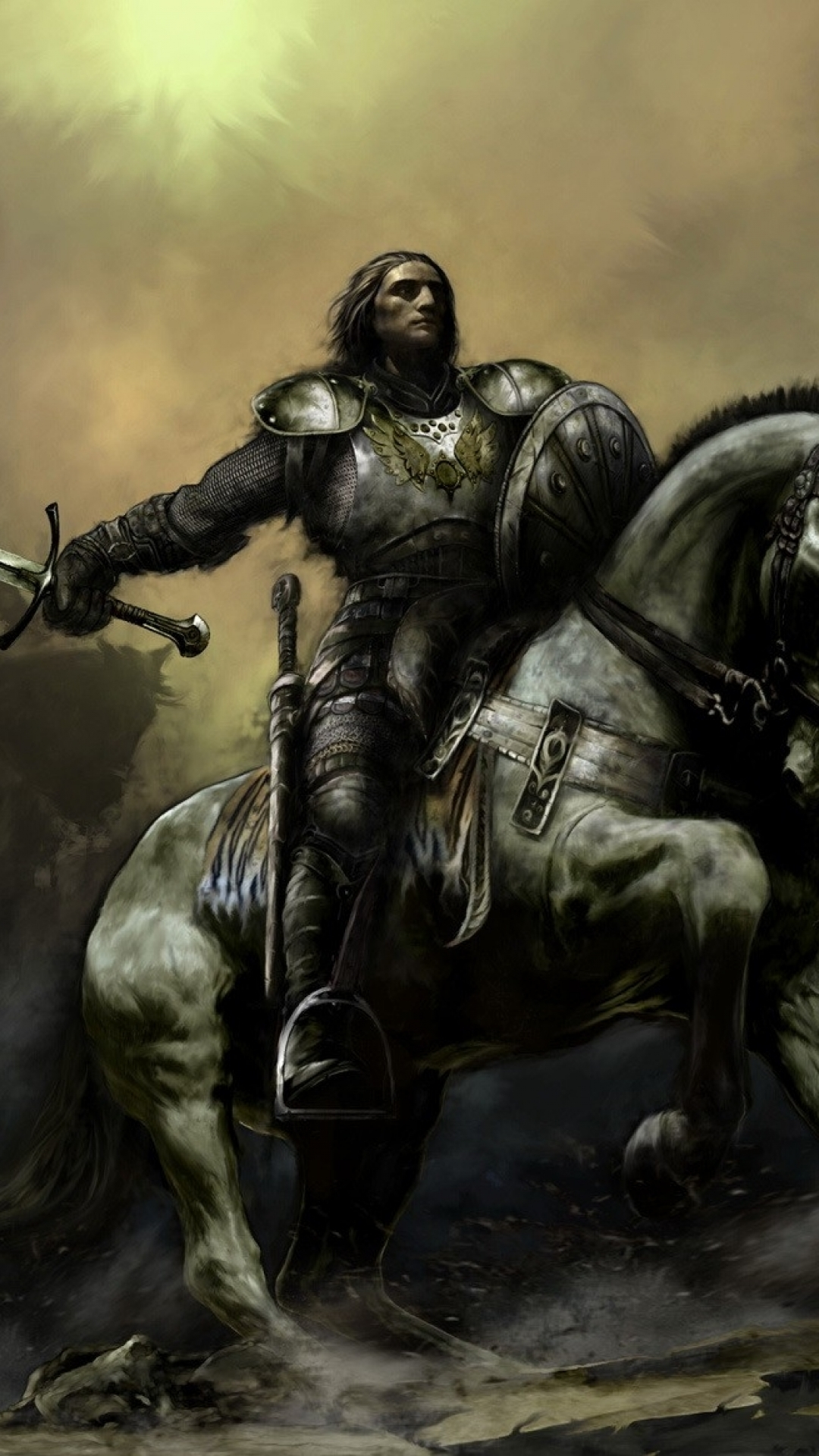 Iphone wallpaper cool - Fantasy Knight Images Amp Pictures Becuo