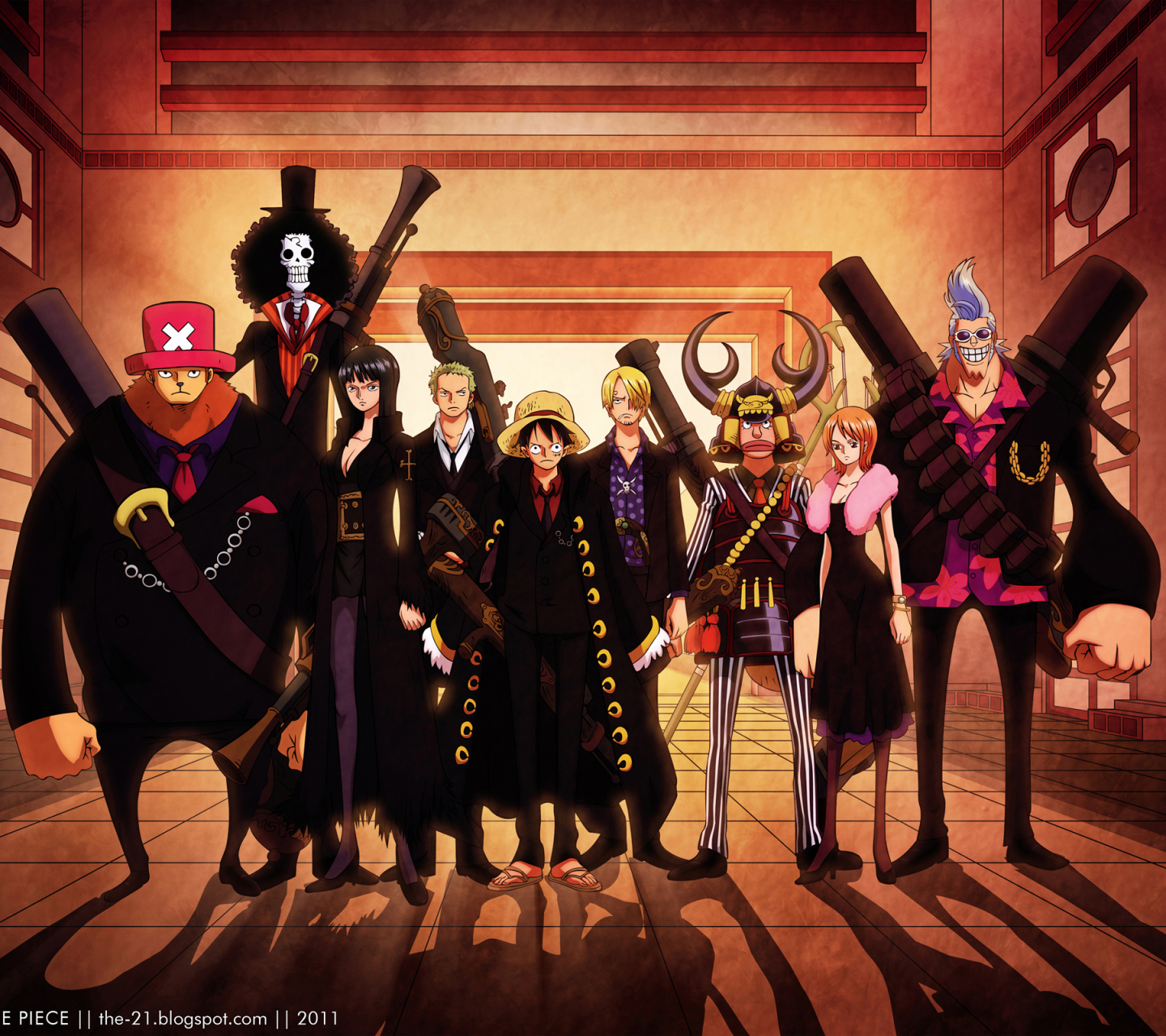 One Piece Strong World Wallpaper Metro Wallpapers