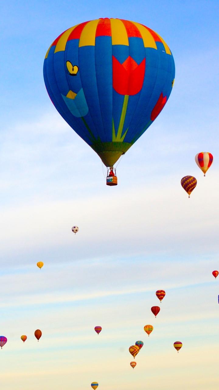 Iphone 5 Vehicles Hot Air Balloon Wallpaper Id 642738