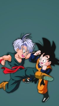 13 Goten Apple Iphone 5 640x1136 Wallpapers Mobile Abyss