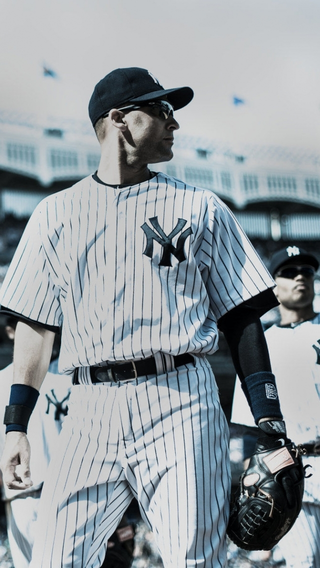 Sports / New York Yankees (640x1136) Mobile Wallpaper