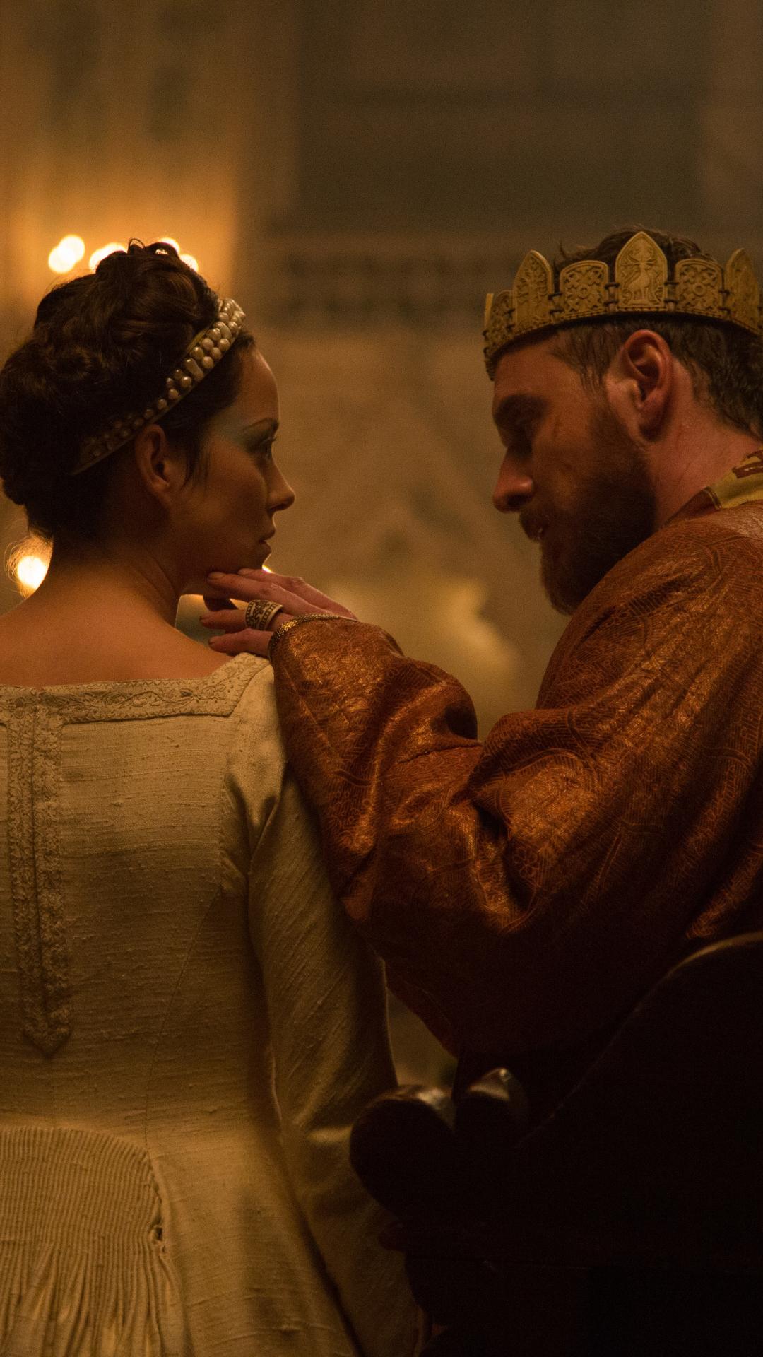 iPhone 6 - Movie/Macbeth - Wallpaper ID: 644167 Michael Fassbender