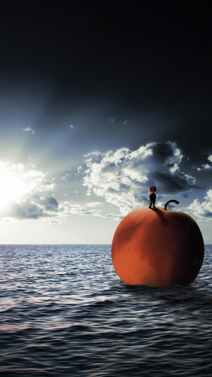 Movie James And The Giant Peach 720x1280 Wallpaper Id 64513