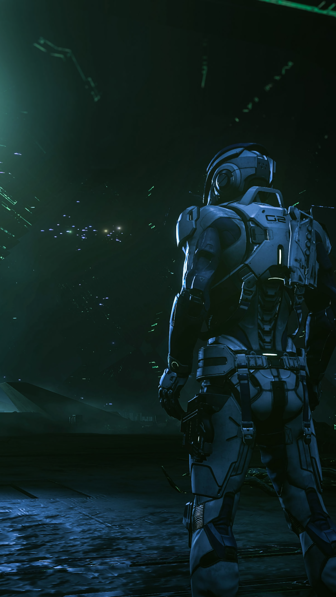 Video Game Mass Effect Andromeda 1080x1920 Wallpaper Id 646515
