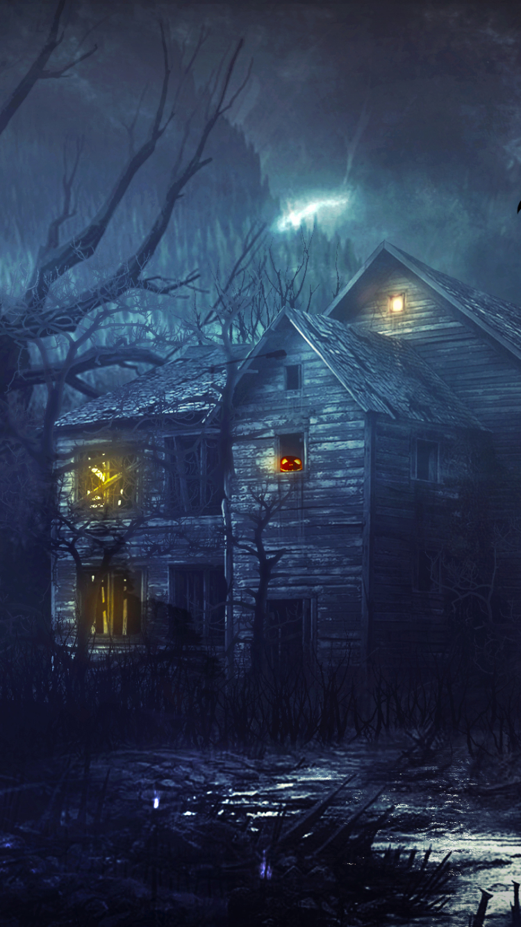 holiday/halloween (750x1334) wallpaper id: 646831 - mobile abyss