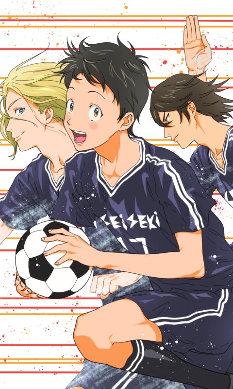 Anime Days TV 480x800 Wallpaper ID 647231