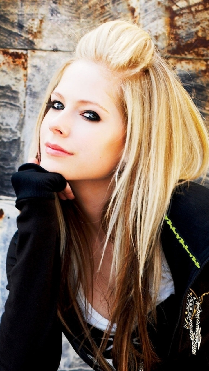music/avril lavigne (720x1280) wallpaper id: 64953 - mobile abyss