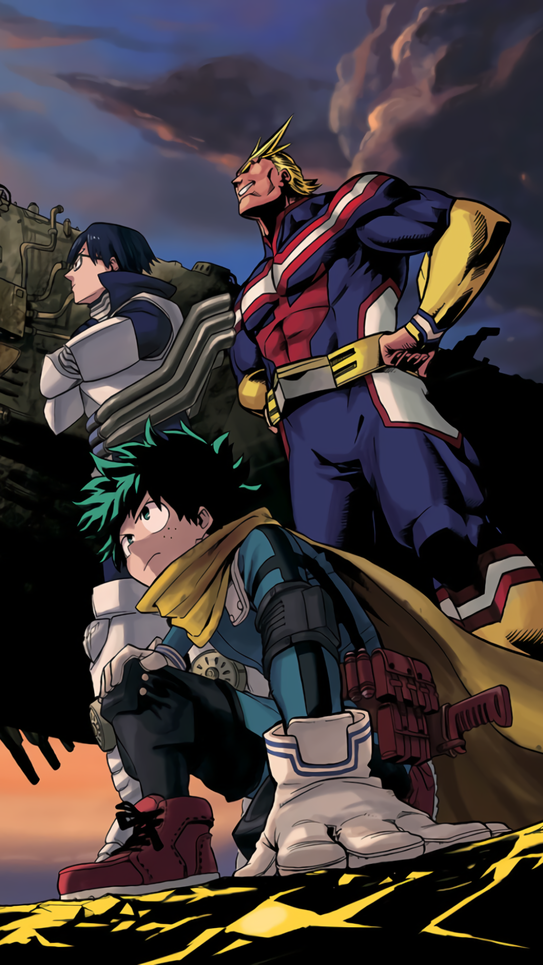 Anime My Hero Academia 1080x1920 Wallpaper Id 650257 Mobile Abyss