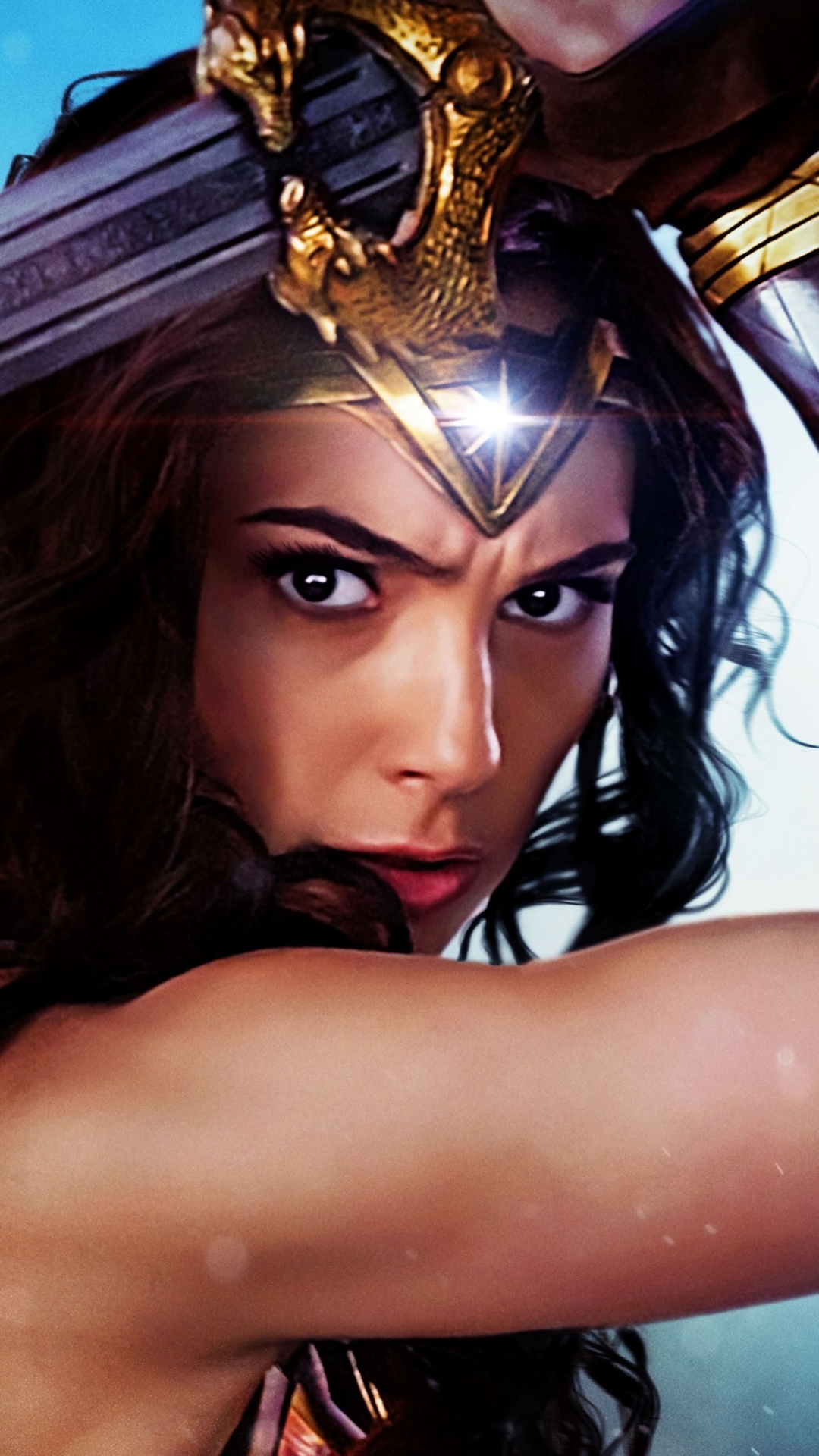 Wonder Woman Logo Iphone Wallpaper Hd
