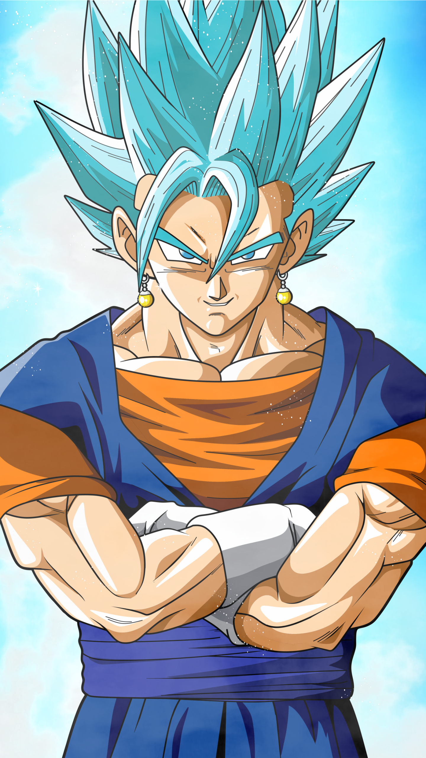 469 Dragon Ball Super Apple Iphone 7 Plus 1080x1920 Wallpapers