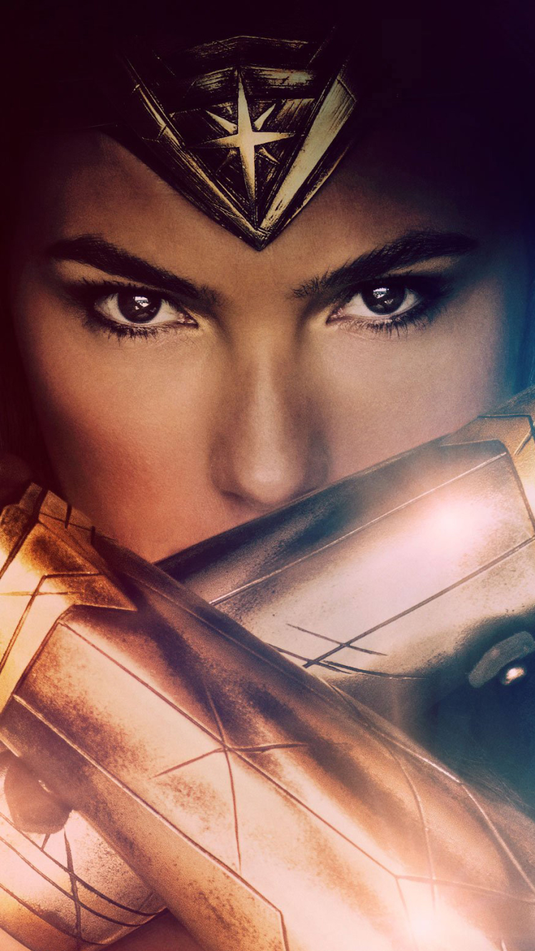 iPhone 7 MovieWonder Woman Wallpaper ID 652956