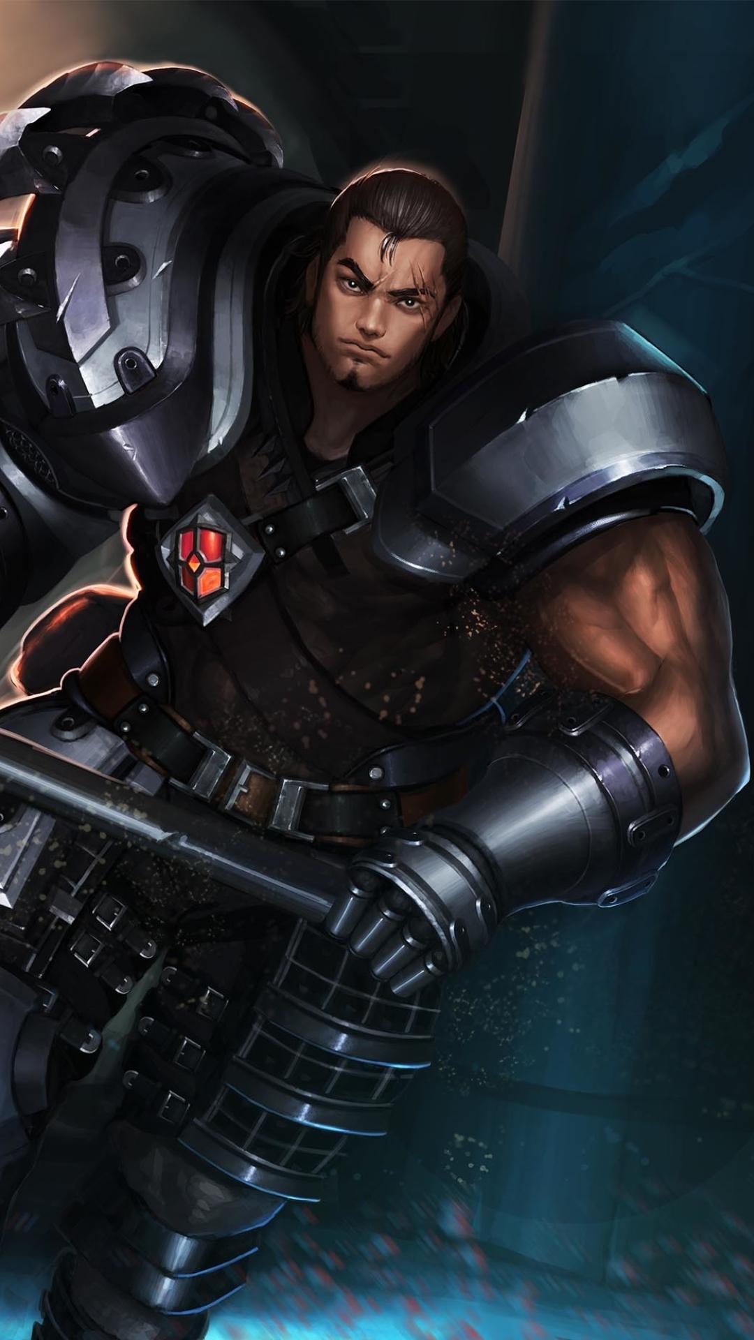 Video Game League Of Legends 1080x1920 Wallpaper Id 653306