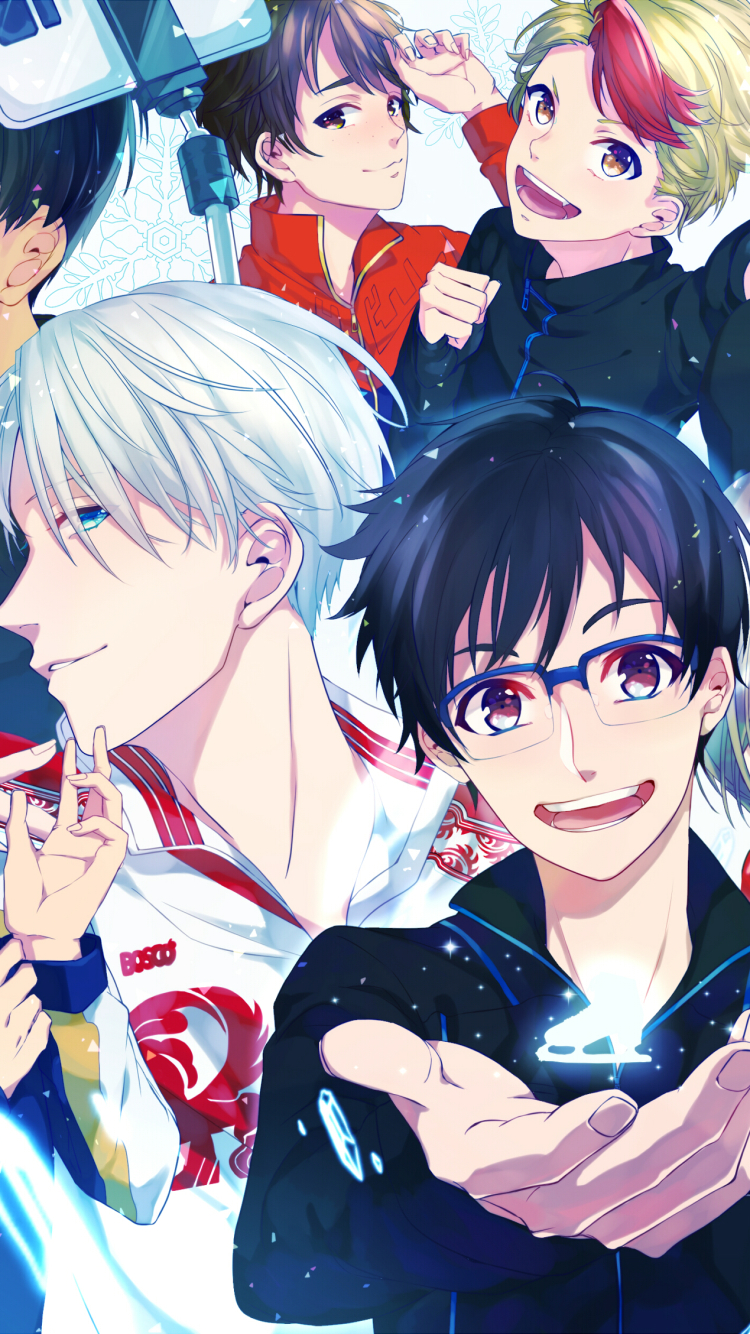 Anime Yuri On Ice 750x1334 Wallpaper Id 653337 Mobile Abyss