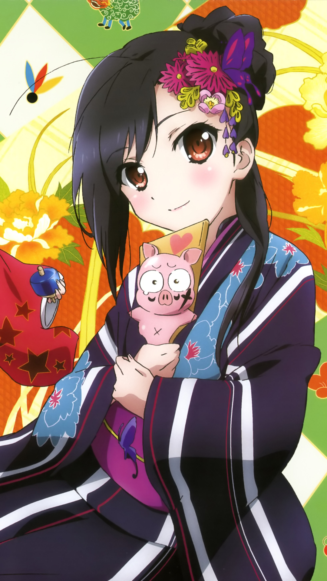 Anime Accel World 1080x1920 Mobile Wallpaper