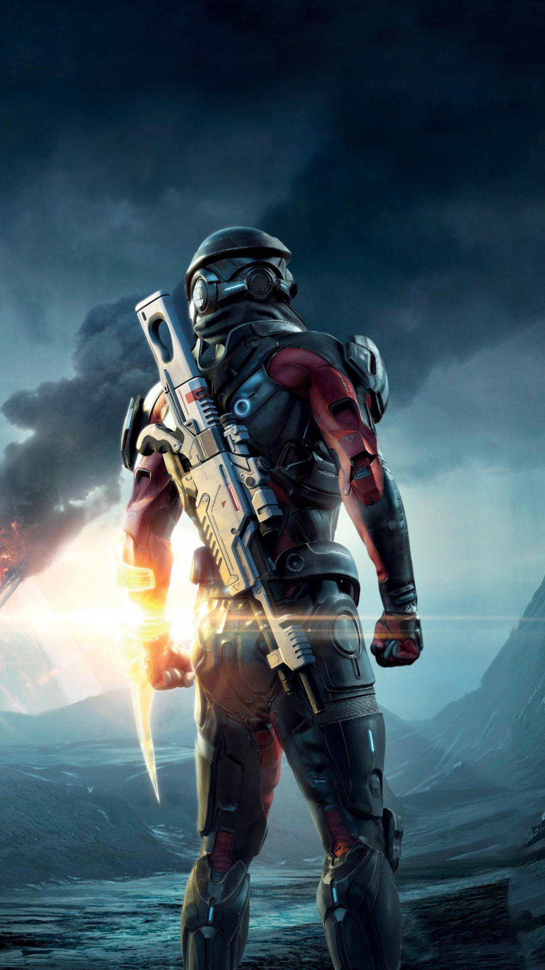 29 Mass Effect Andromeda Apple Iphone 5 640x1136 Wallpapers