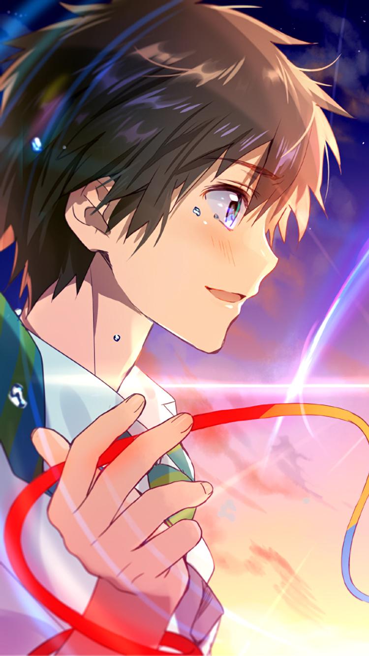 Anime Your Name X Mobile Wallpaper