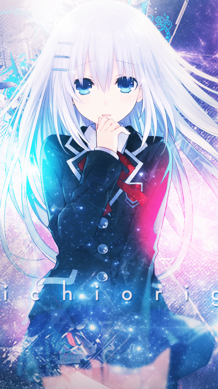Anime Date A Live 720x1280 Mobile Wallpaper