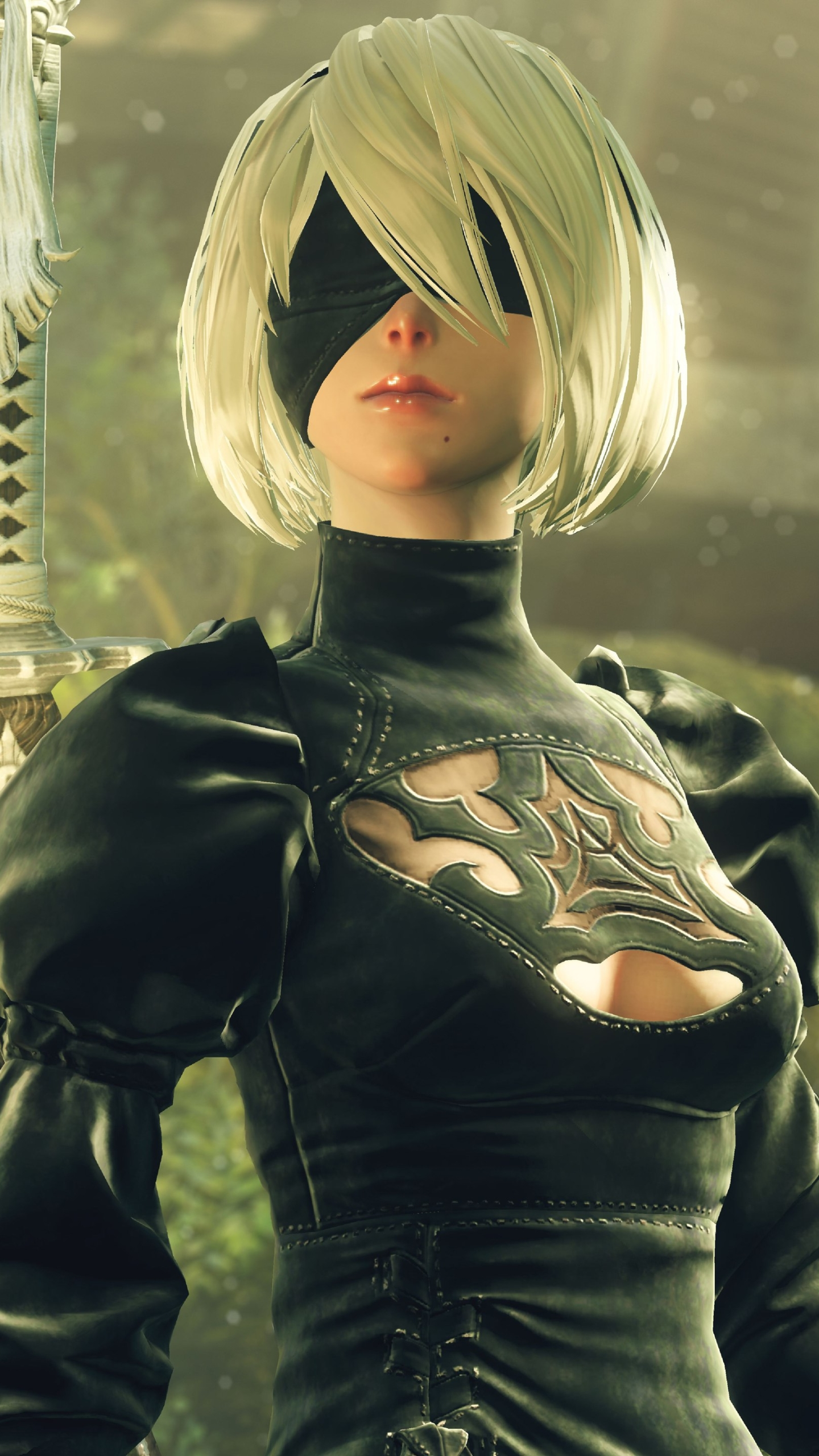 Video Game Nier Automata 1440x2560 Wallpaper Id 656129