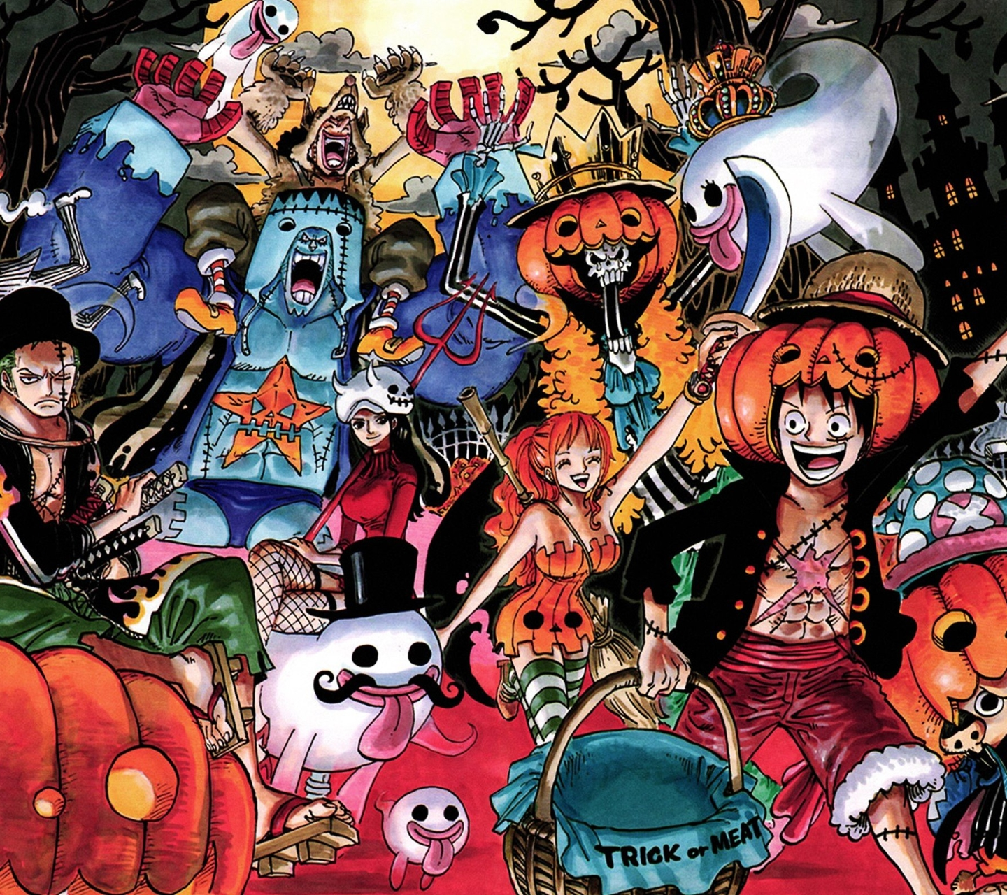 Anime One Piece 1440x1280 Wallpaper Id 656252 Mobile Abyss
