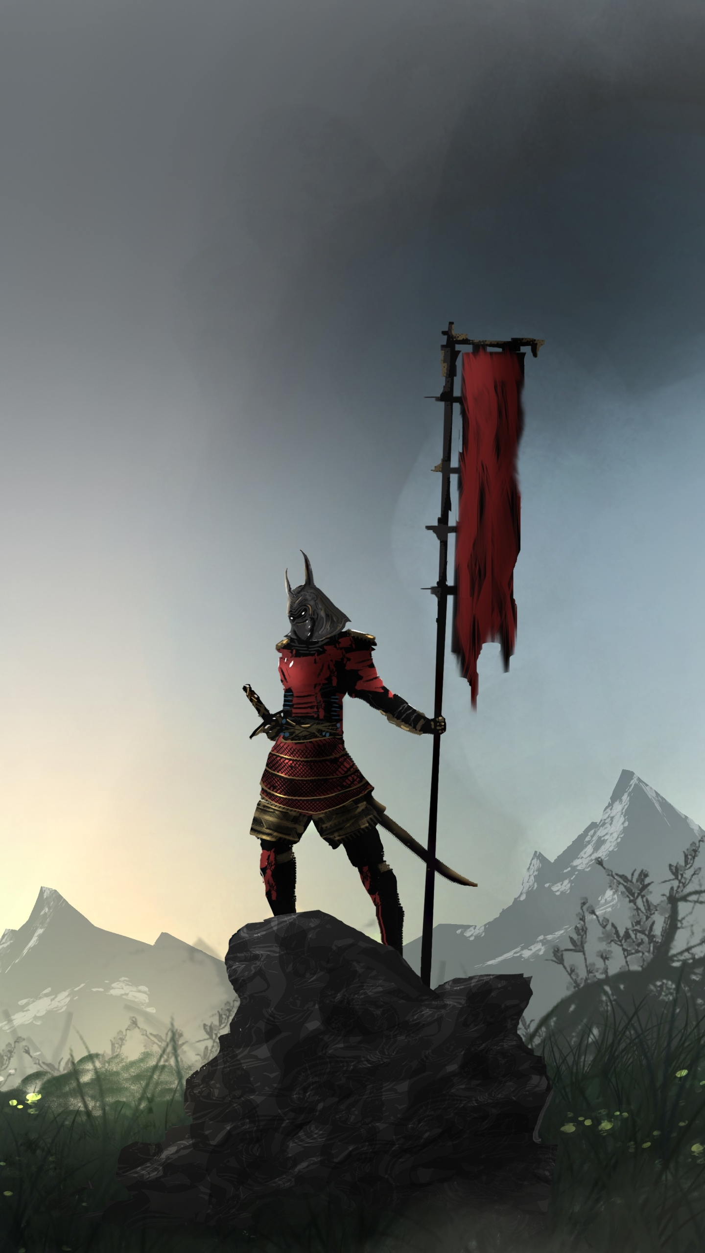 Samurai Wallpaper Pack Wallpapers