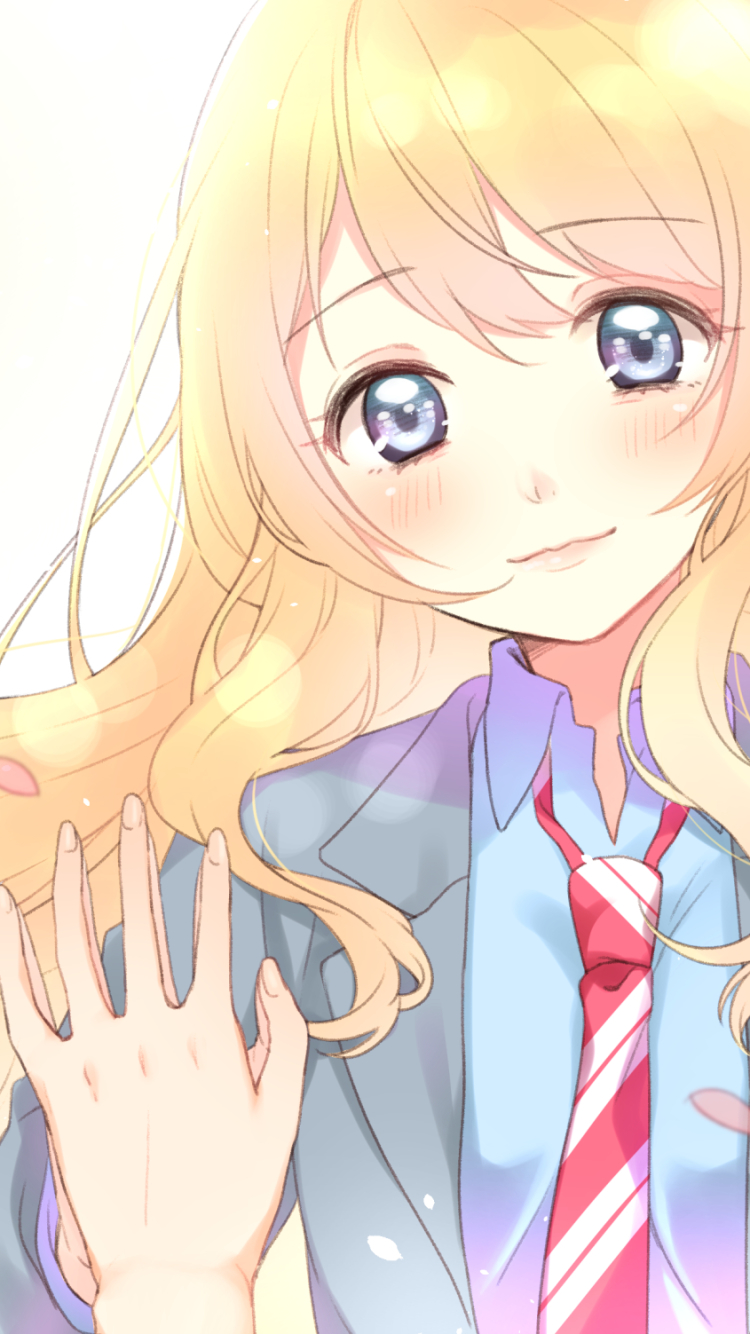 Anime Your Lie In April 750x1334 Wallpaper Id 657632 Mobile Abyss