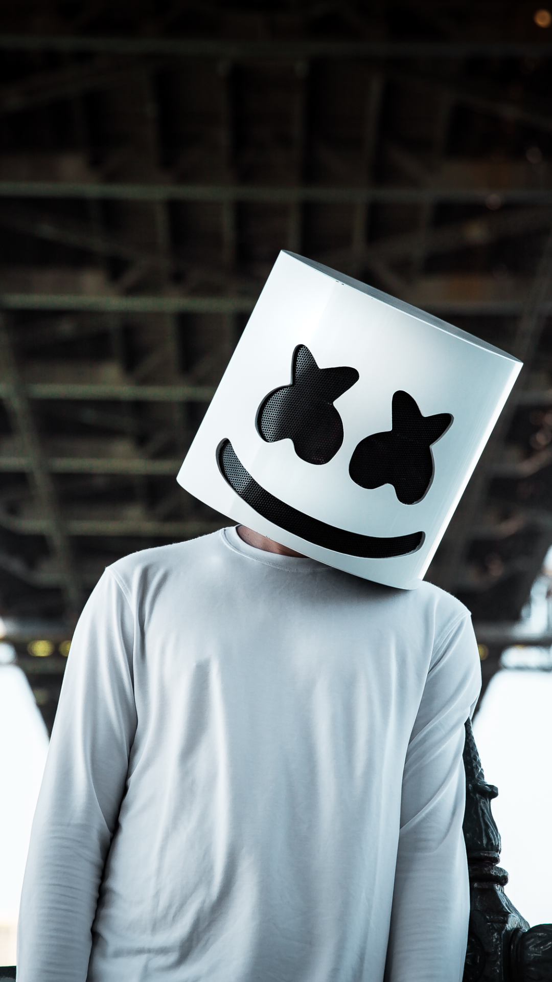 4 marshmello apple/iphone 5 (640x1136) wallpapers - mobile abyss