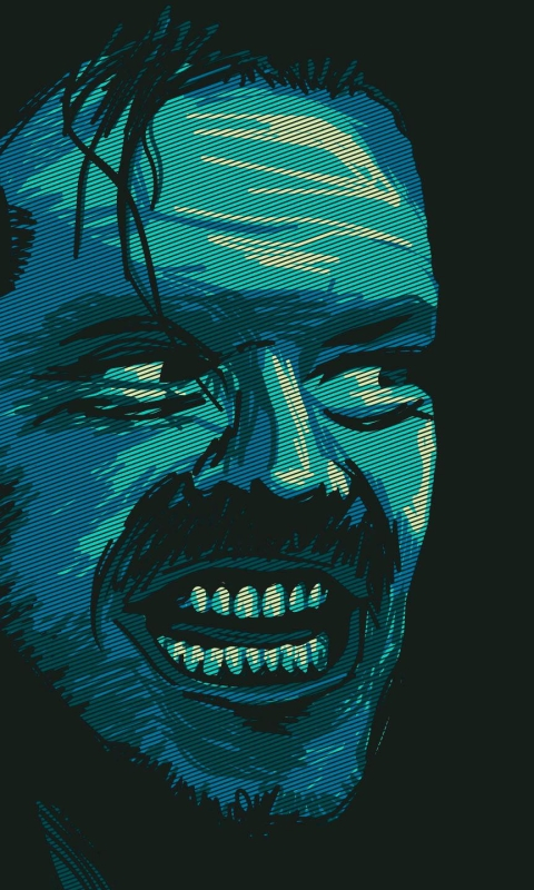 Moviethe Shining 480x800 Wallpaper Id 658890 Mobile Abyss
