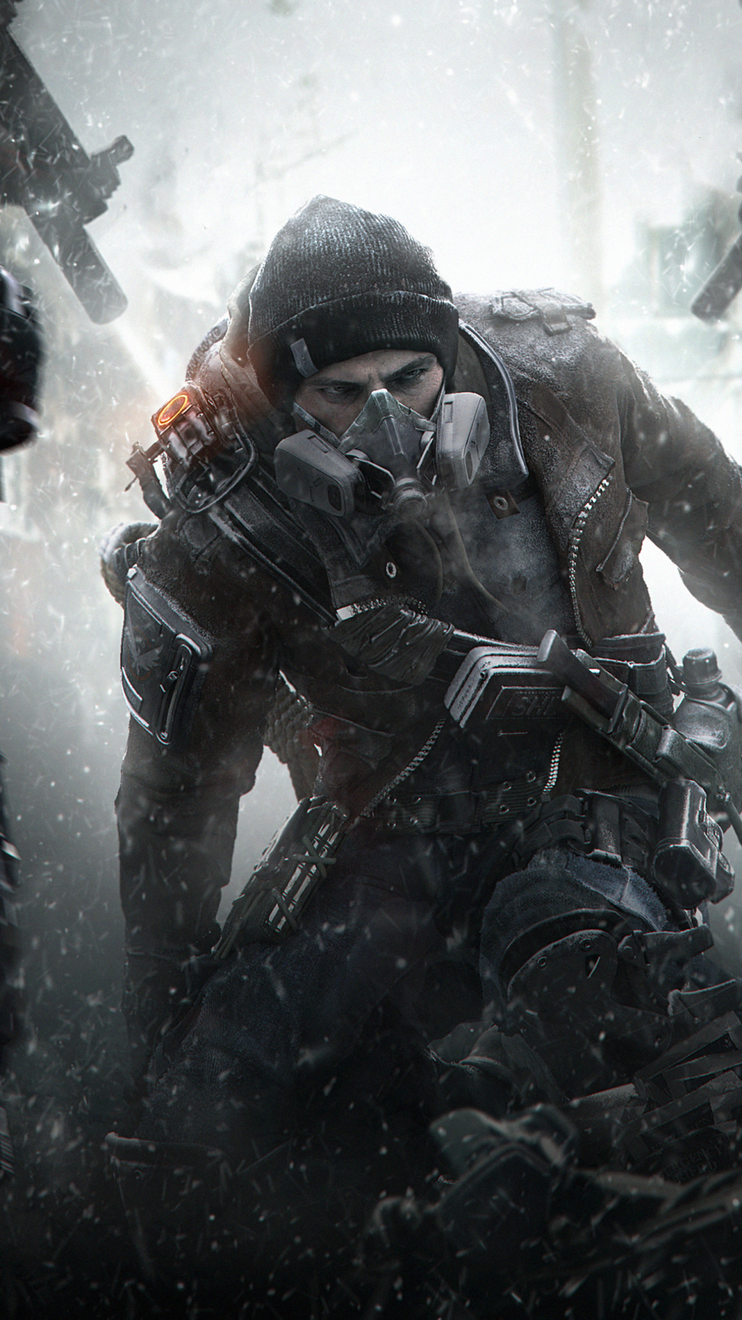 30 Tom Clancy S The Division Apple Iphone 7 Plus 1080x1920