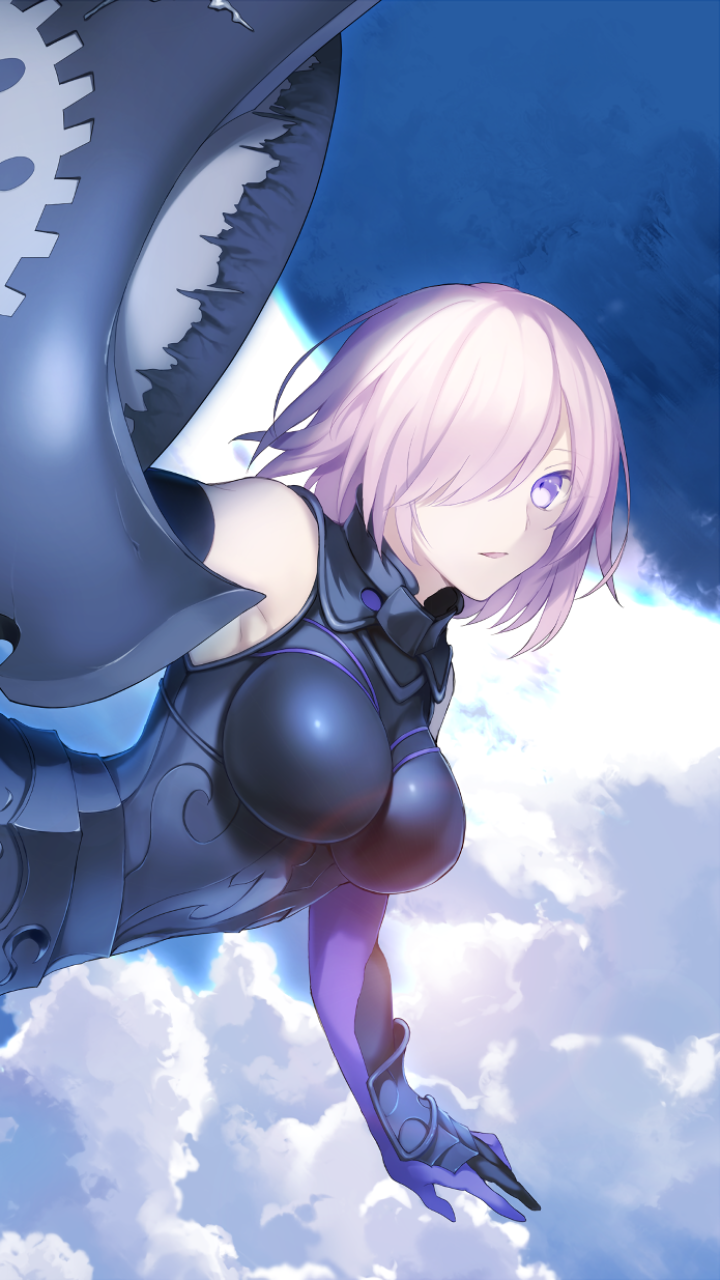 Anime Fate Grand Order 720x1280 Wallpaper Id 660668 Mobile Abyss