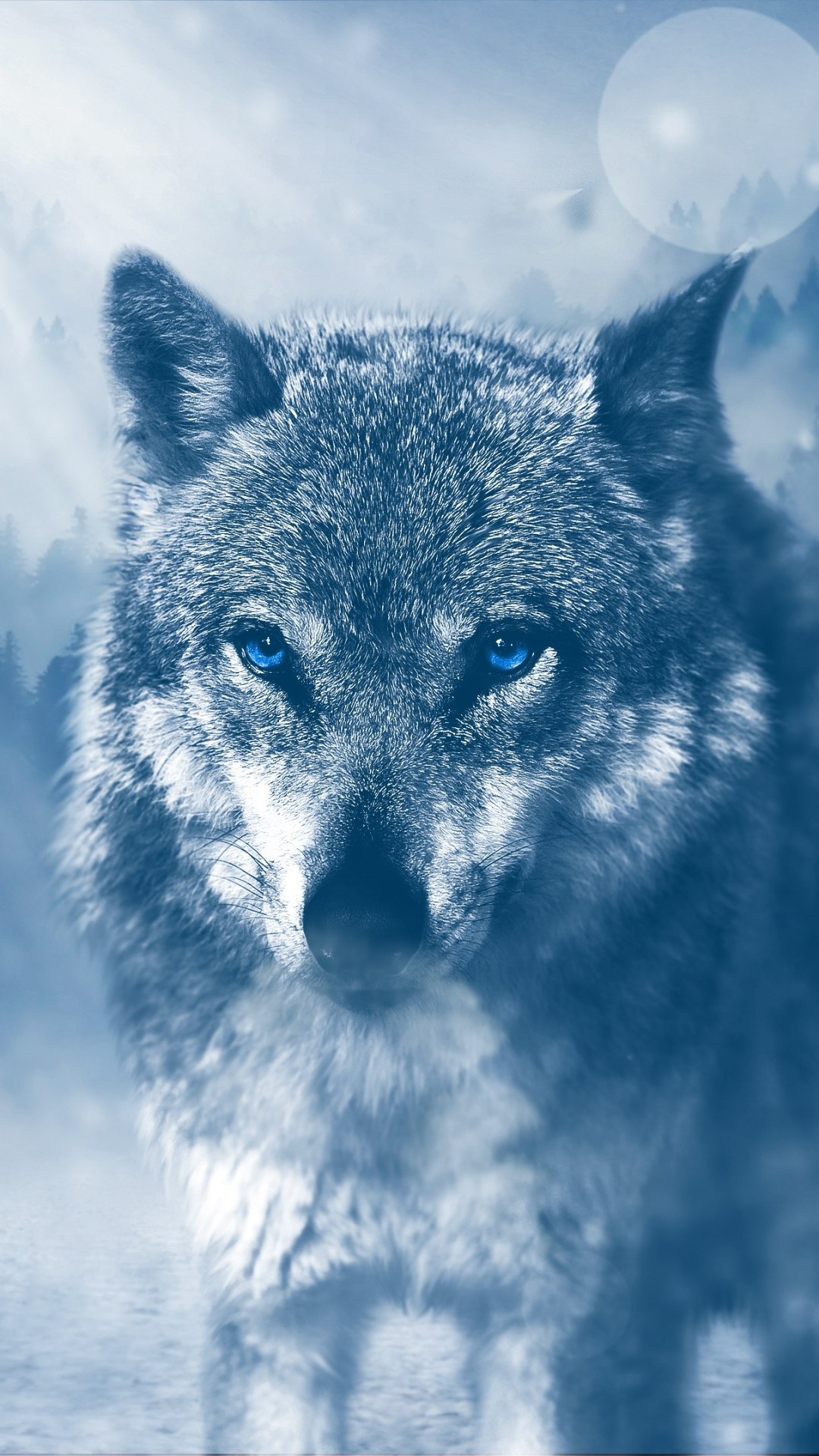 Wolf Live Wallpaper Iphone 7 Kadadaorg